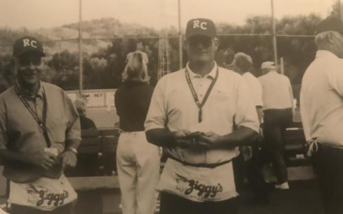 Gene Watersonm Keith Ham and John Reule