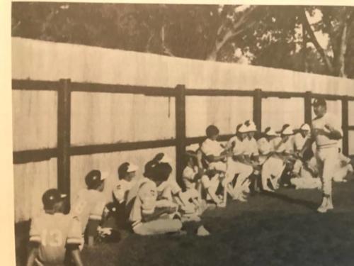 1982 Coaching