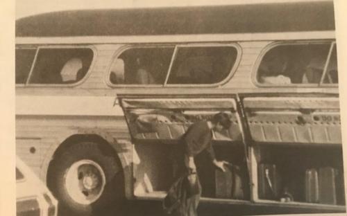1983 Bus Ride