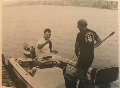 1983 Regionals Fishing