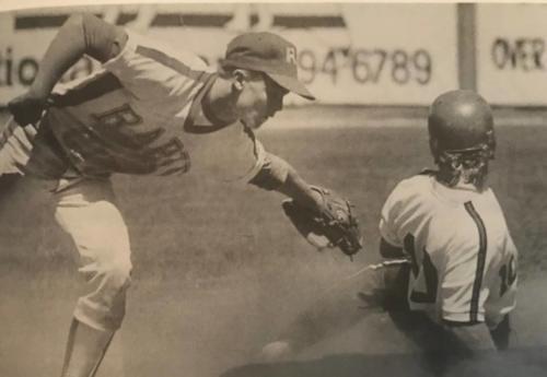 1988 Chad miller