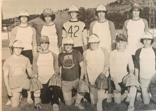 16 Year Old Hopefuls, Steve Ley, Jerry Renz, Kevin Holliday, Rick Beaird, Bob Hendrickson, Mike Stucker, Rob Messerli, Rock Sheldon, Leo Volin, Greg Simon, Rod Ellison