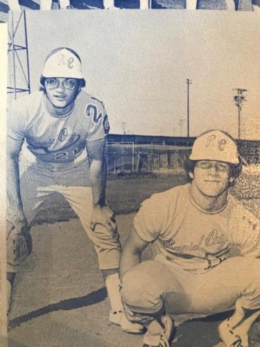 Catchers 1976